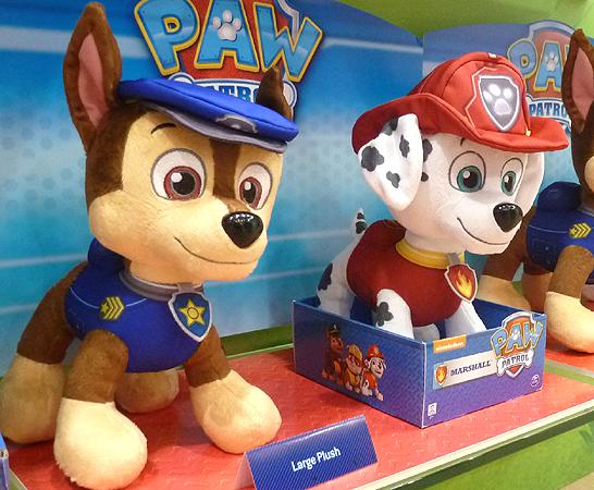 Copied from Kidscreen - PawPatrol