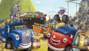 Copied from Kidscreen - TruckTown