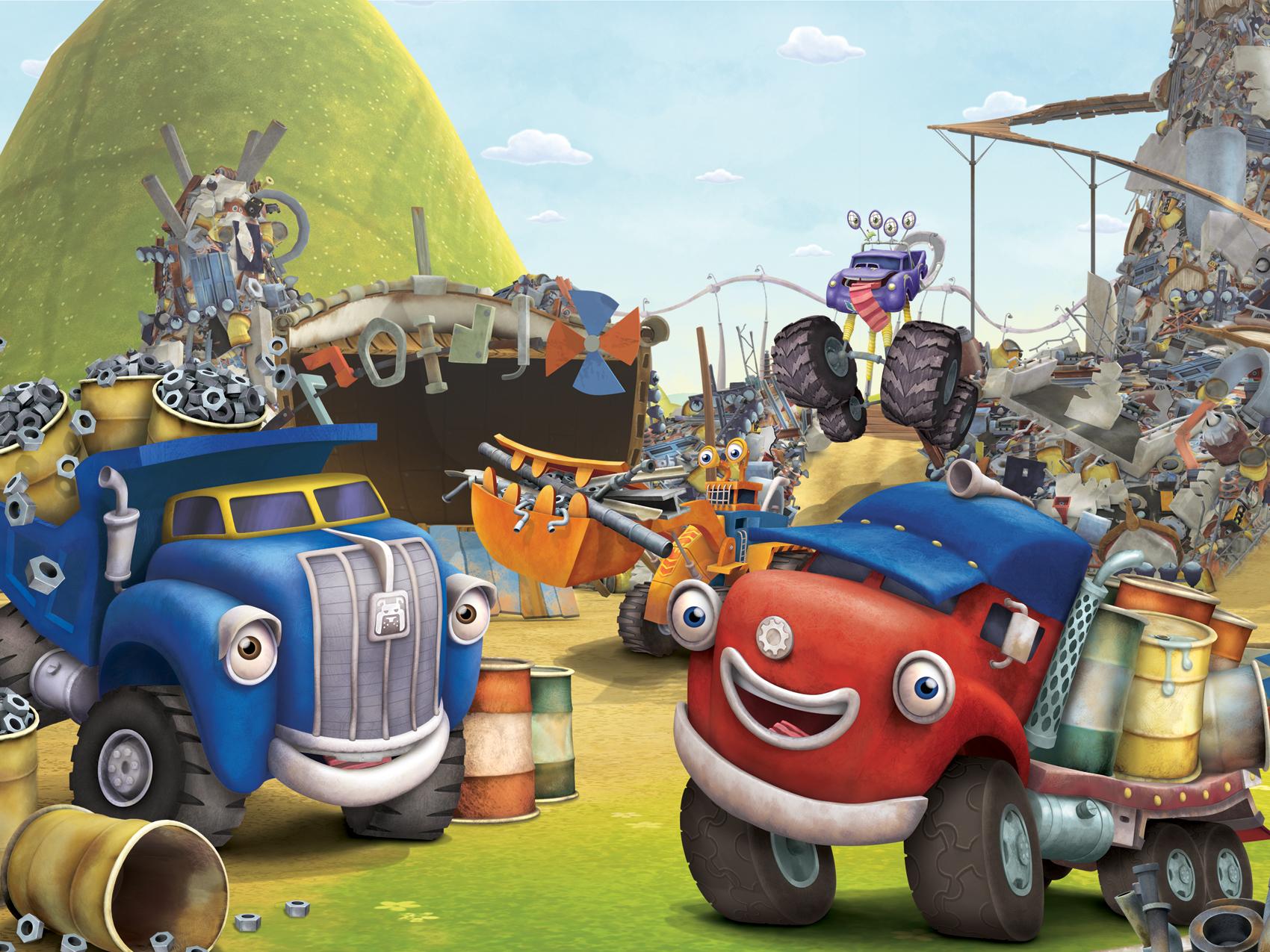 Copied from Kidscreen - TruckTown