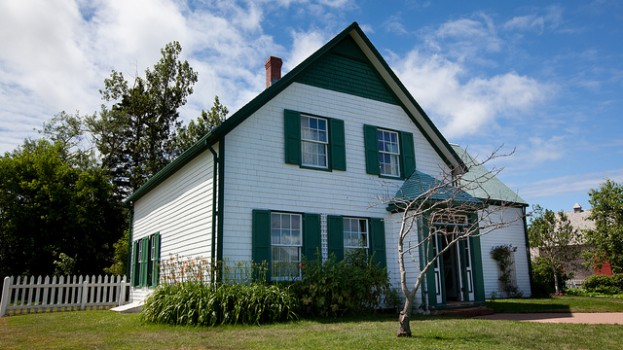 FLICKR CC USE CREDIT - Anne of Green Gables House PEI