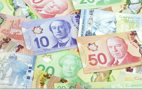 Copied from Media in Canada - Copied from Playback - Copied from Media in Canada - CanadianmoneyShutterstock