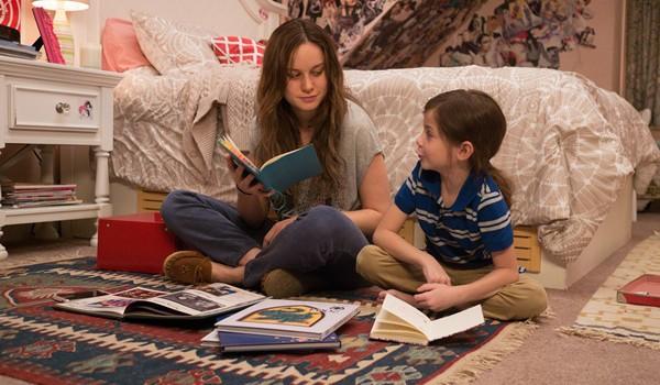 Brie Larson Jacob Tremblay