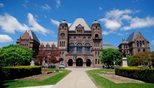 : Queen's Park Legislature, Toronto, Still The Oldie