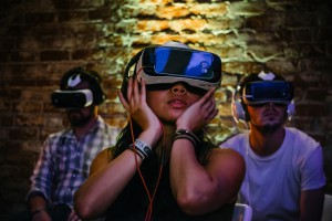 Telefilm Canada-Canadian VR technology and content take centre s