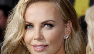 Charlize Theron cropped