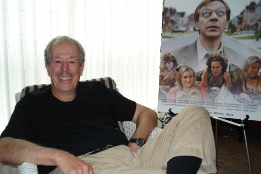 Director Denys Arcand Photo SuzAN aYSCOUGH