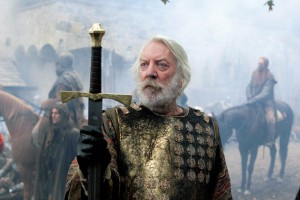 Donald Sutherland - Pillars of the Earth