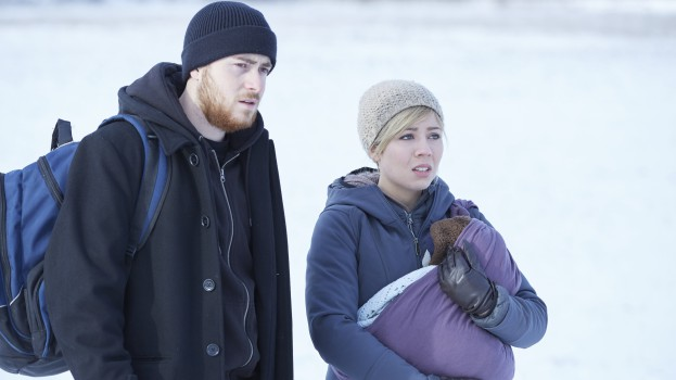 Jesse Carere (Adam) and Jennette McCurdy (Wiley) close