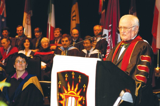 Michael Spencer Doctorate