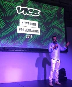 Suroosh Alvi - Vice Newfront 2015