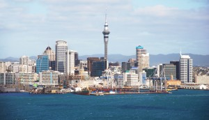 Auckland, New Zealand from shutterstock