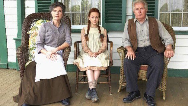 Anne of Green Gables Image - Anne with Martin Sheen