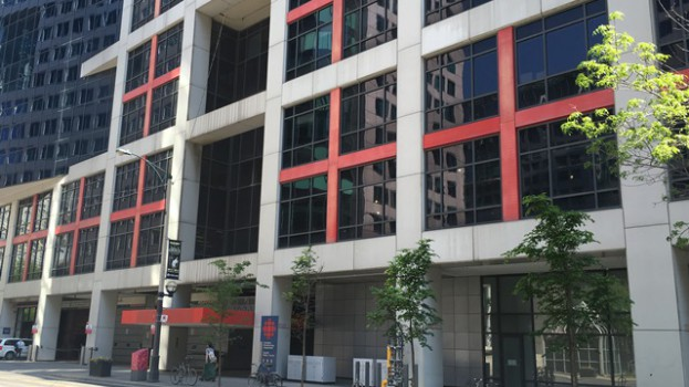 CBC HQ - TORONTO - KB