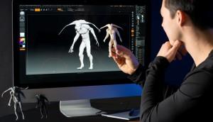 CMU_3D creature_Model_school