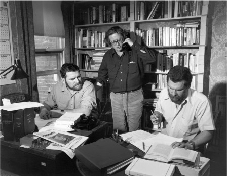 Donald Brittain, James Littleton, Roger Hart - NFB.