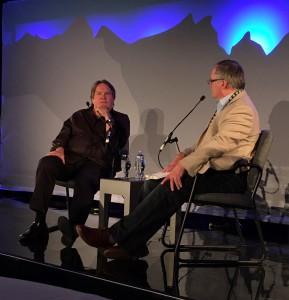 Don Carmody and Bill Brioux -  Banff 2016