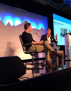 HBO Richard Pepler and Ben Mulroney - Banff 2016