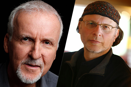 Copied from Realscreen - James Cameron, Simcha Jacobovici