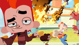 Copied from Kidscreen - My Big Red Head press image 2