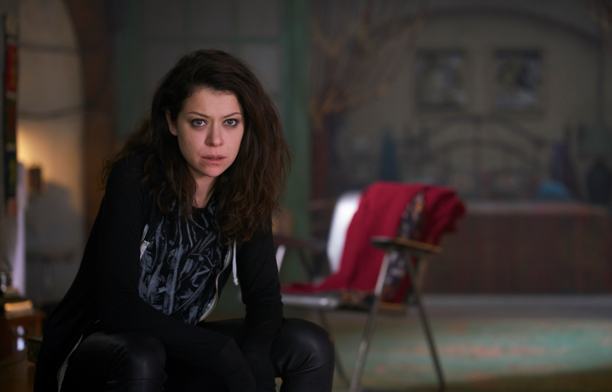 Orphan Black Season 4 from Bell Media site