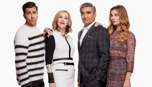 Schitt's creek season two cast