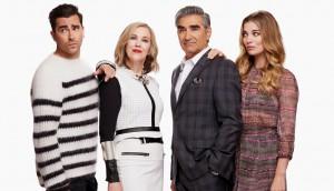 Schitt's creek season two cast