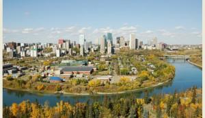 Edmonton picture Shutterstock
