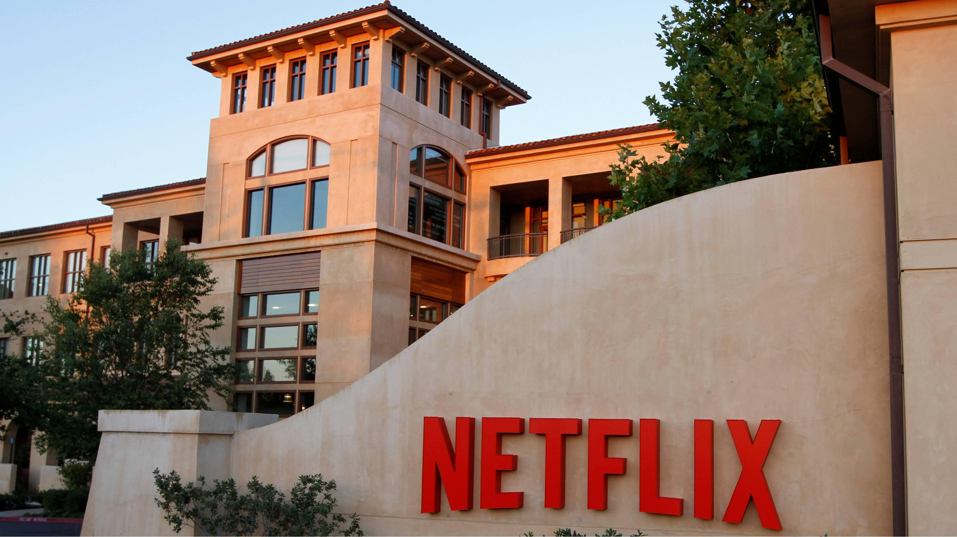 Copied from StreamDaily - Netflix Headquarters