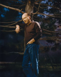 Paul Haggis on the cover of Playback (Fall 2010)