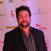Writer Adam Barken