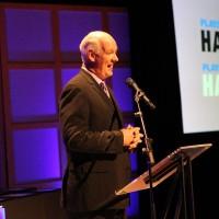 Hall of Fame host Colin Mochrie