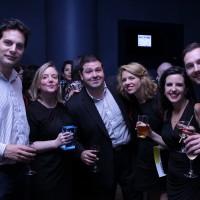 Adam Benzine, Michelle Ouellet, Nicholas Carella, Ali Liebert, Helen Johns, David Spowart