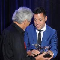 suzuki received the swarovski humanitarian award