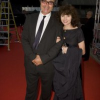 The CBC's Michael Allder and wife Gail on the red carpet (photo: Linda Dawn Hammond)