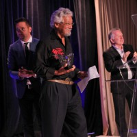 Photos, Swarovski Humanitarian Award winner David Suzuki