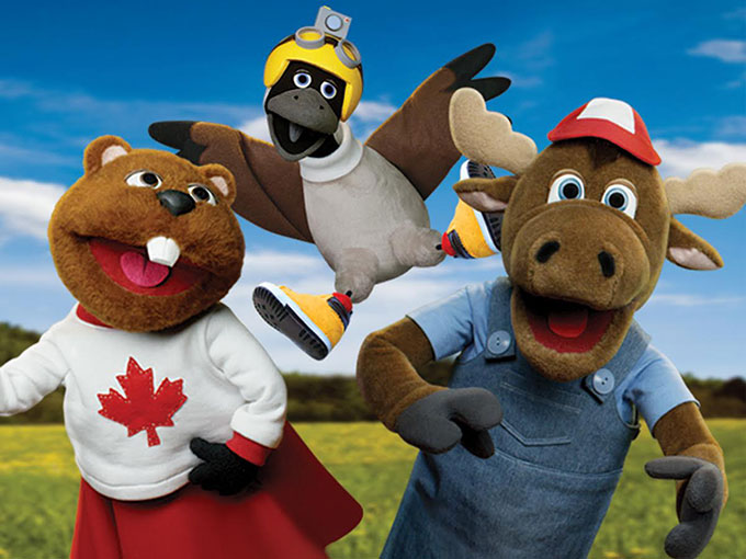 Copied from Kidscreen - CanadaCrew