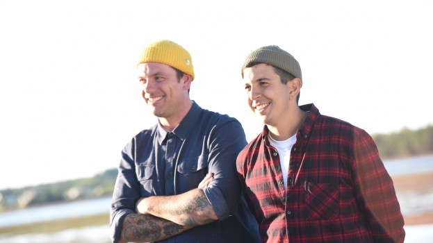 Chuck Hughes and Danny Smiles Photo 1