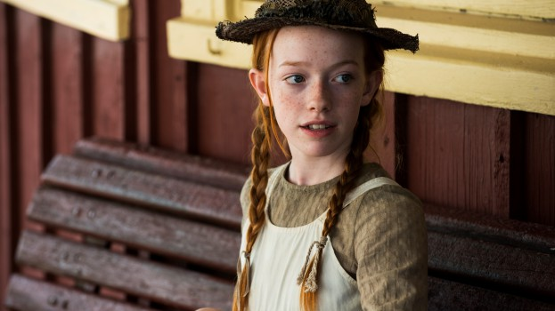 Anne - Photo Courtesy of CBC and Northwood Entertainment - EMAIL