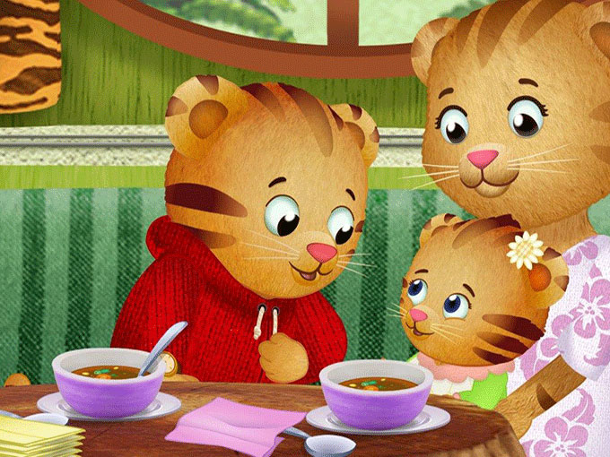 Copied from Kidscreen - Daniel-Tiger