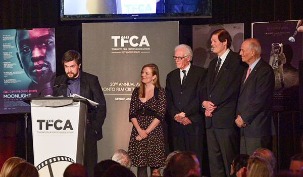 Hugh Gibson w Sarah Polley Brian Johnson Peter Howell Phil Lind Playback