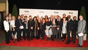 Winners, Sponsors, Presenters TFCA 4585