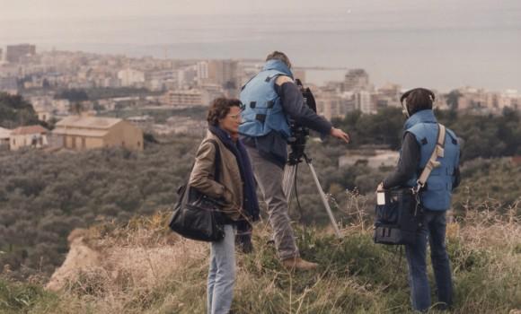 Hilltop Overlooking Beirut
