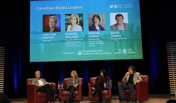 Media Leaders panel