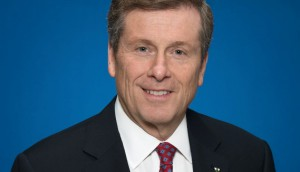 Mayor Tory