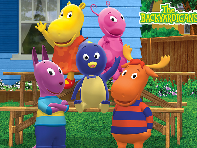 Copied from Kidscreen - Backyardigans
