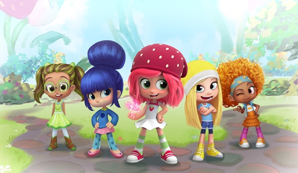 Dhx To Buy Peanuts Strawberry Shortcake Playback