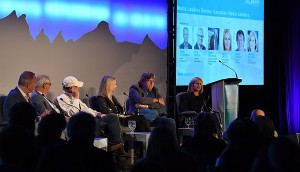 Banff 2017 media leaders panel