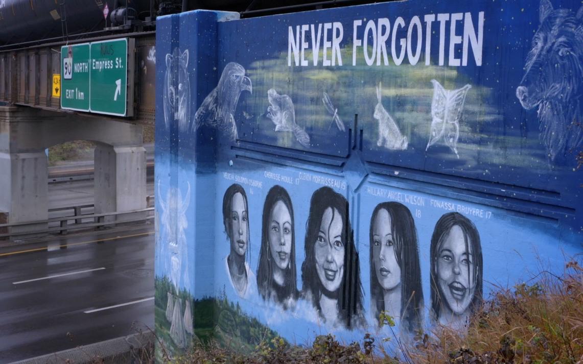 TAKEN Never forgotten bridge