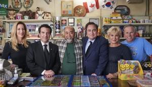 CBC Comedy Line Up