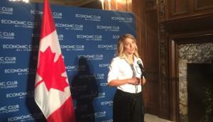 Melanie Joly Creative Canada